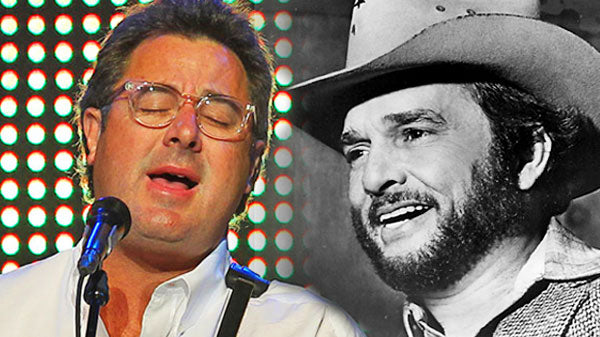 Merle haggard Songs | Vince Gill Wows With Merle Haggard's
