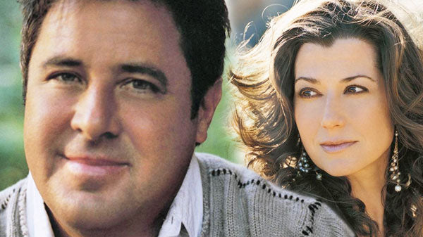 Vince gill Songs | Vince Gill & Amy Grant Sing