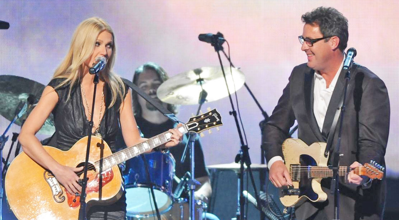Vince gill Songs | The Most Unexpected Duet: Vince Gill & Gwyneth Paltrow Singing 'Country Strong' (WATCH) | Country Music Videos