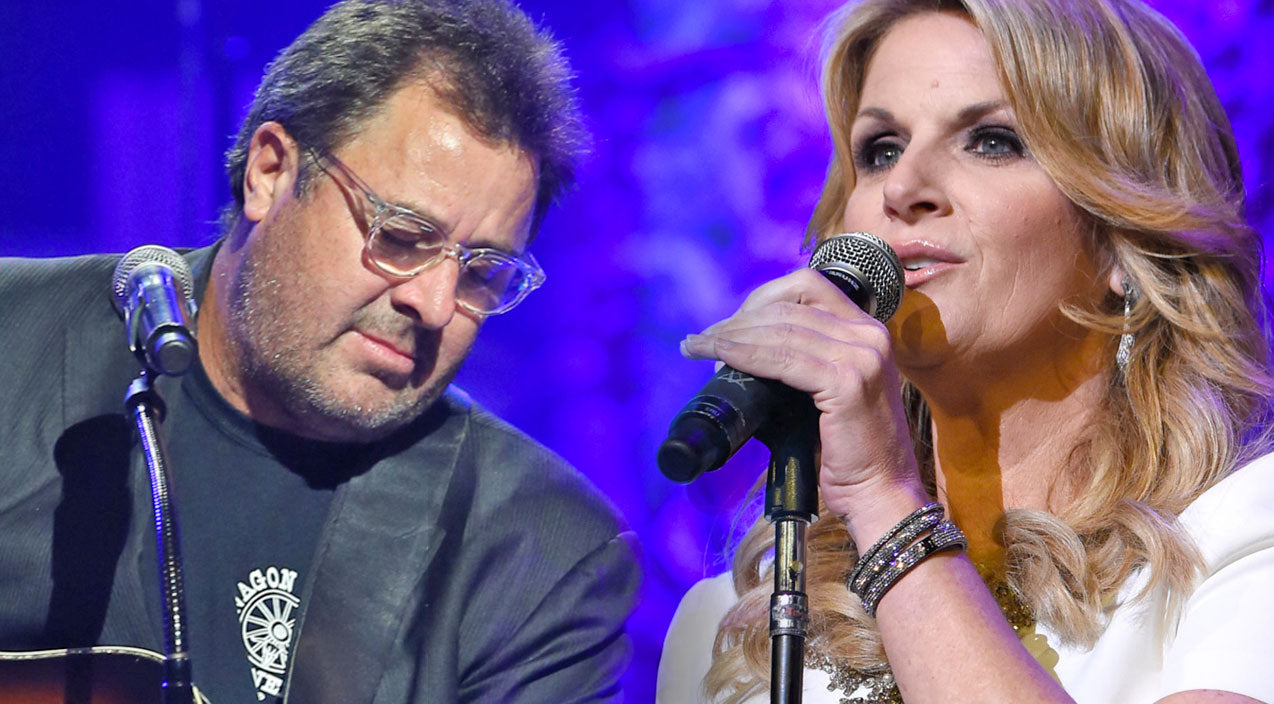 Vince gill Songs | Trisha Yearwood & Special Guest Sing Vince Gill's 'I Still Believe In You' | Country Music Videos