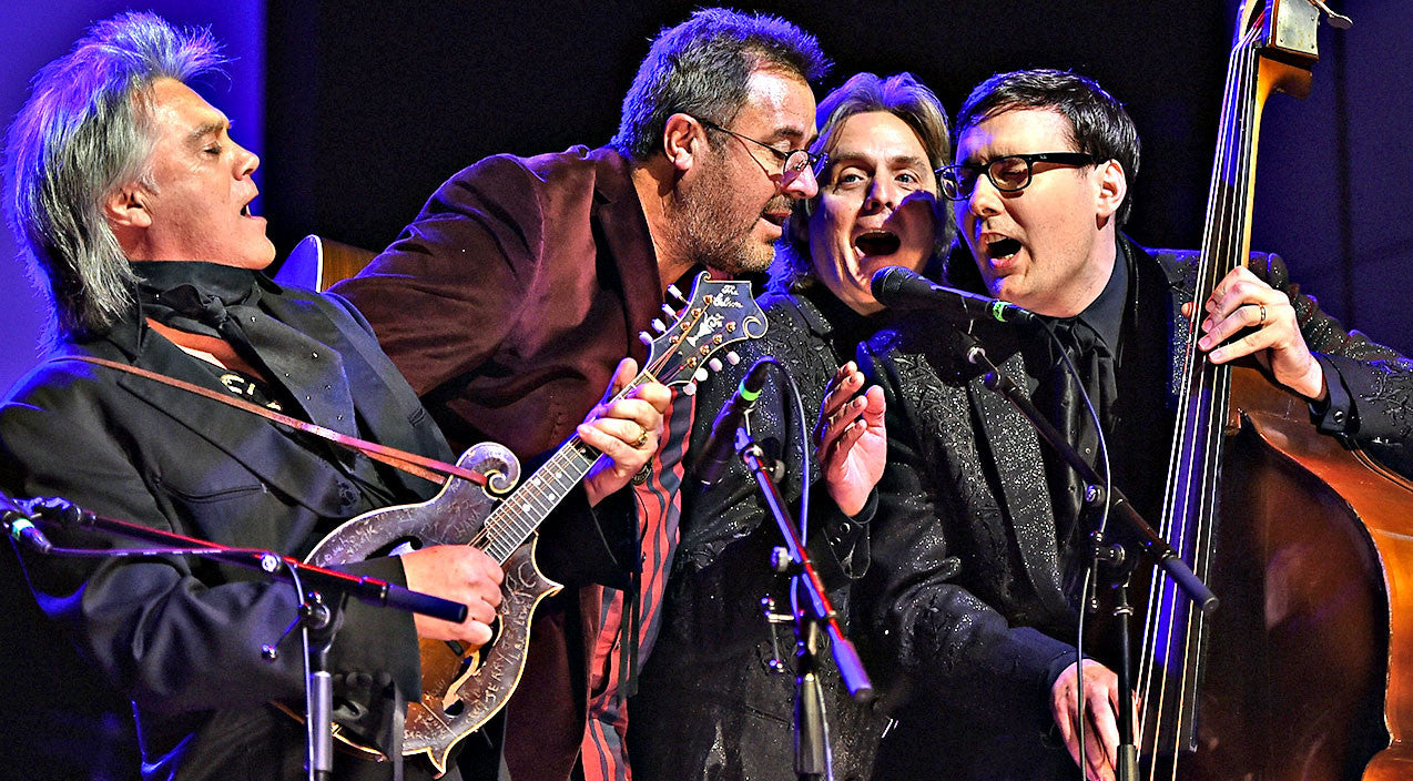Vince gill Songs | Marty Stuart & Vince Gill Honor A Legend With Majestic 'El Paso' | Country Music Videos