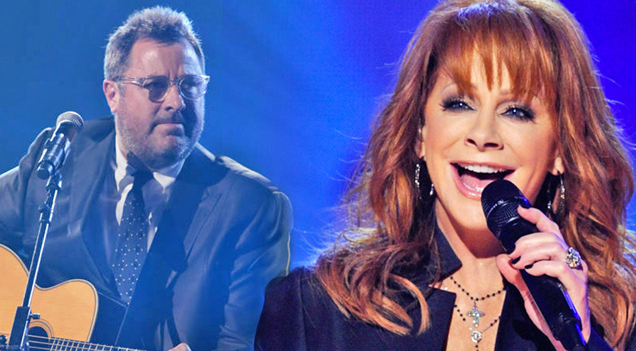 Vince gill Songs | The Heart Won't Lie: Honoring Reba And Vince Gill's Iconic Duet | Country Music Videos