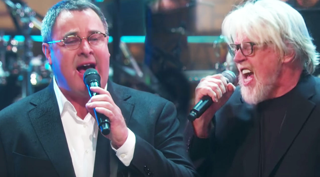 Vince gill Songs | Vince Gill Unleashes His Inner Rock Star With Fiery Eagles Tribute | Country Music Videos
