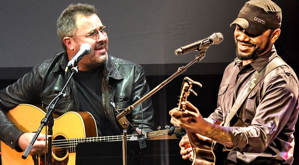 Vince gill Songs | Vince Gill Calls Out Tony Jackson Mid-Concert To Sing Tribute To Conway Twitty | Country Music Videos