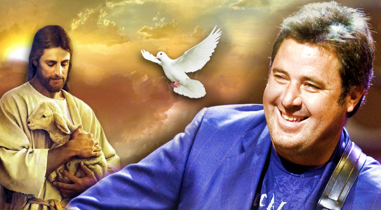 Vince gill Songs | Vince Gill - Tell Me One More Time About Jesus (VIDEO) | Country Music Videos