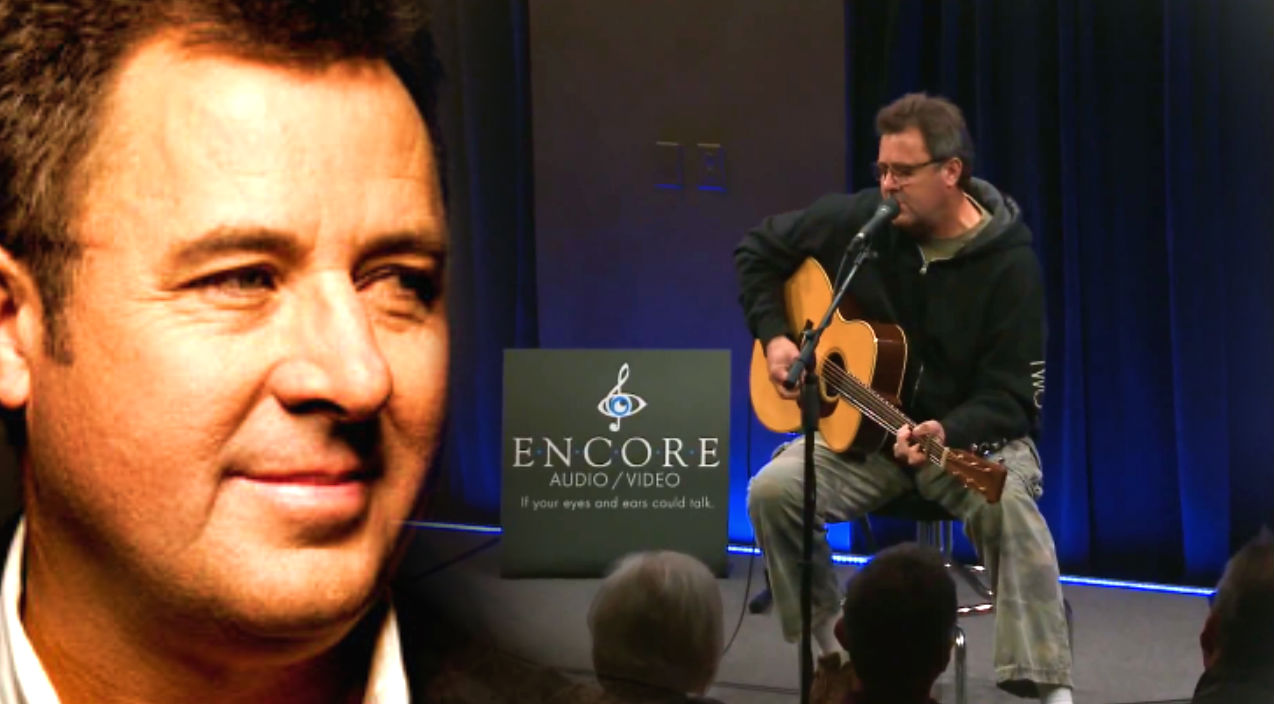 Vince gill Songs | Vince Gill - Threaten Me With Heaven (WATCH) | Country Music Videos