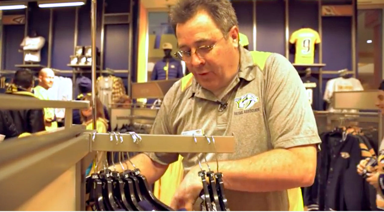 Vince gill Songs | Vince Gill Takes Job As Merchandise Salesman For Nashville Predators | Country Music Videos