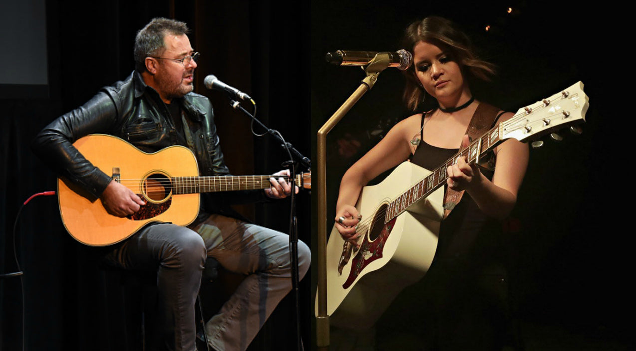 Vince gill Songs | Maren Morris & Vince Gill Release Poignant Tribute To Victims Of Las Vegas Tragedy | Country Music Videos