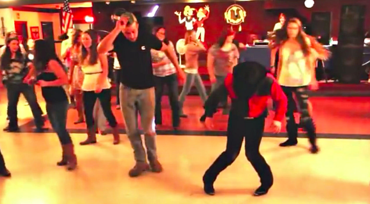 Tracy byrd Songs | Dueling Line Dancers Have Epic Battle Over The
