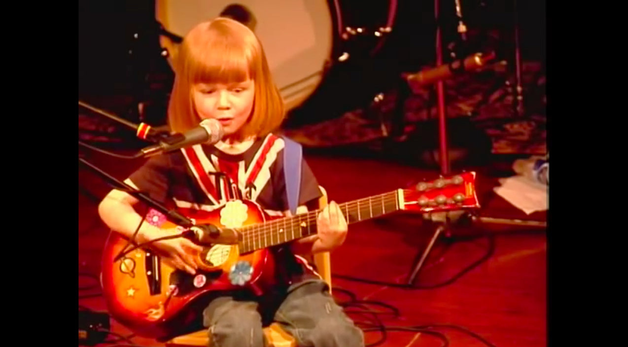 Johnny cash Songs | Adorable 5-Year-Old Slays Cover Of Johnny Cash's 'Folsom Prison Blues' | Country Music Videos