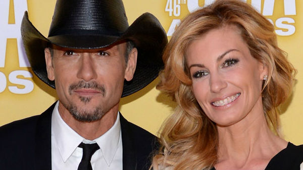 Tim mcgraw Songs   What Tim McGraw & Faith Hill Did to Celebrate 18 Years (VIDEO)   Country Music Videos