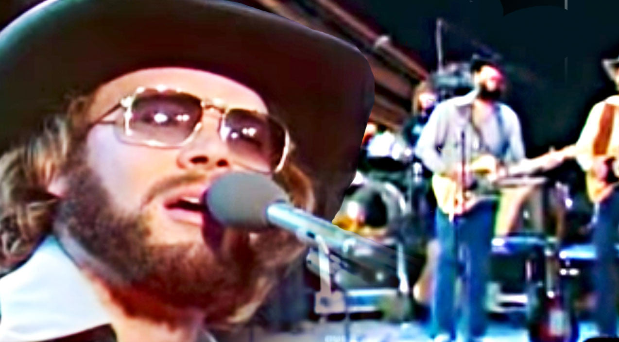 Hank williams jr. Songs | Hank Jr.'s Live 1980s 'Whiskey Bent & Hell Bound' Is Exactly What You Need | Country Music Videos