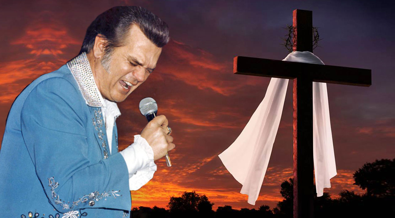 Conway twitty Songs | RARE: Live Performance Of Conway Twitty Singing 'Why Me Lord' Will Bring You To Your Knees! | Country Music Videos