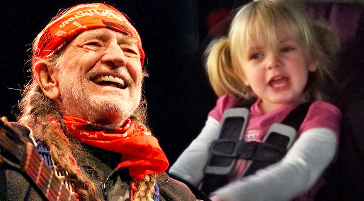 Willie nelson Songs | Adorable 3-Year-Old Singing Willie Nelson's