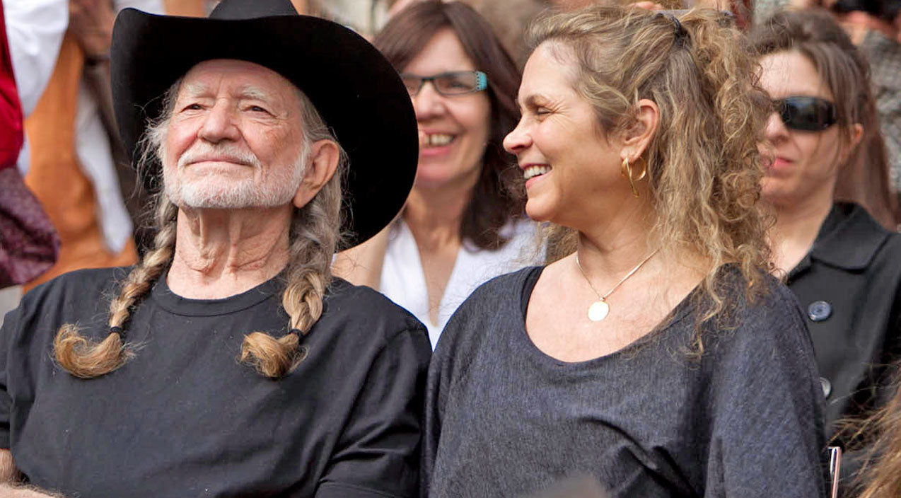 Willie nelson Songs | Willie Nelson And His Beautiful Bride Of 24 Years Teach Us What True Love Is All About | Country Music Videos
