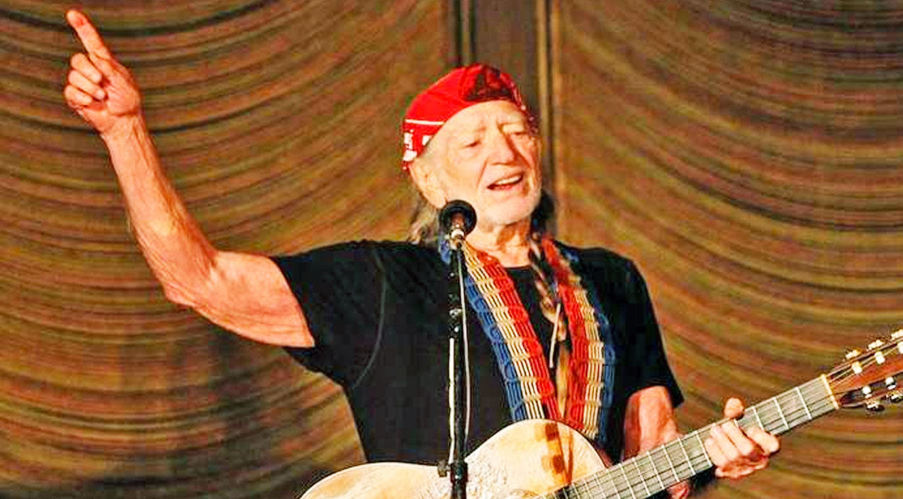 Willie nelson Songs | Willie Nelson Promotes Himself For President (But Will He Run?) | Country Music Videos
