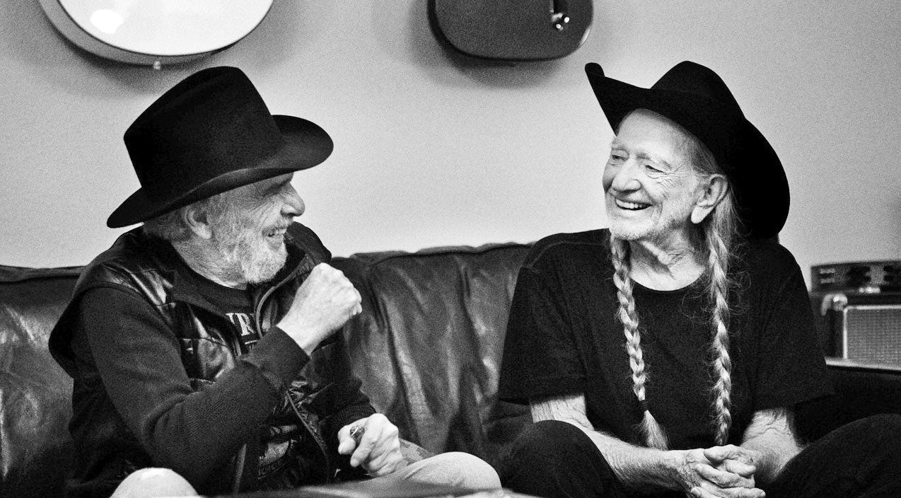 Willie nelson Songs | ANNOUNCEMENT: Willie Nelson & Merle Haggard Are At It Again | Country Music Videos