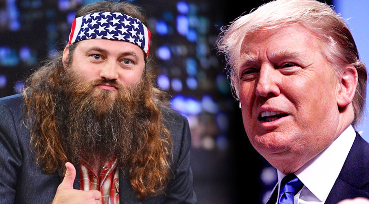 Willie robertson Songs | Willie Robertson Says This Move By Donald Trump Was 'The Best Thing I've Ever Seen In My Life' | Country Music Videos