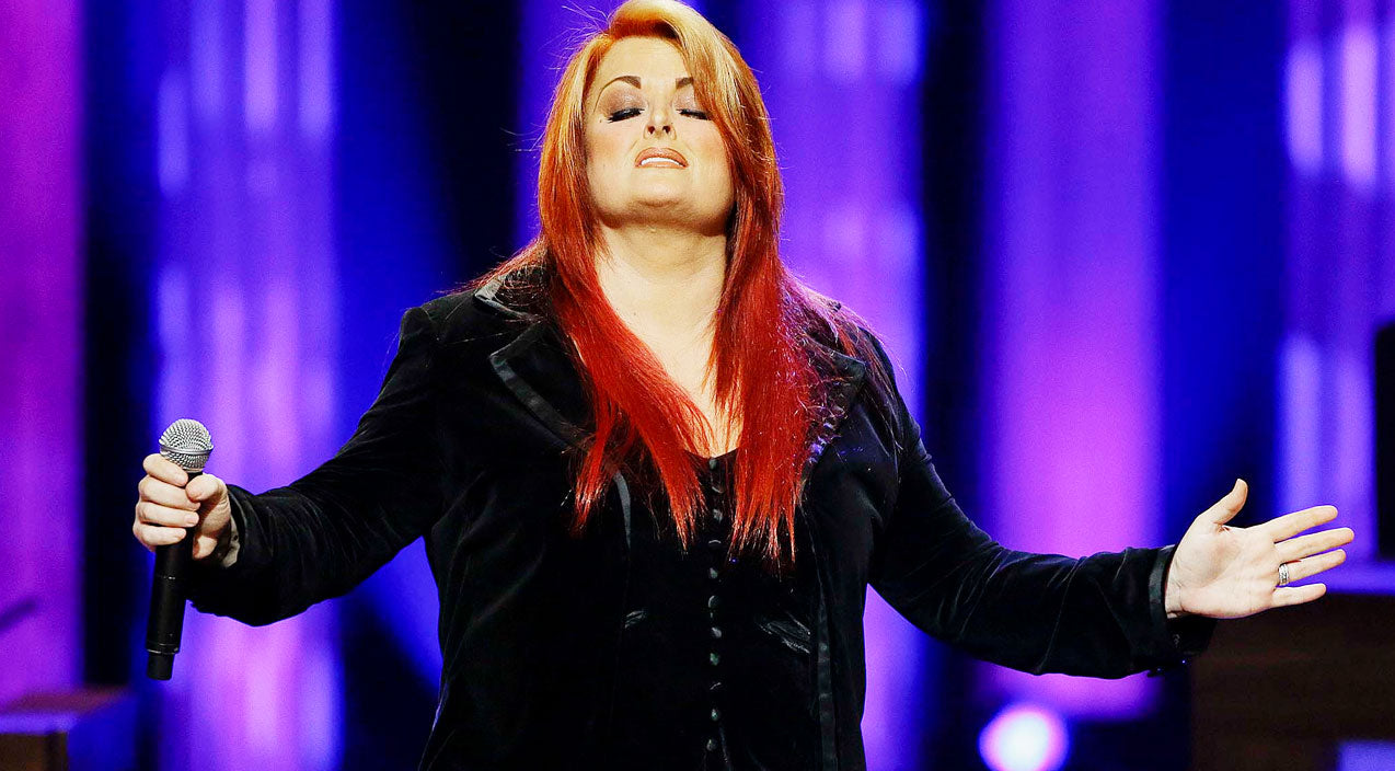 Wynonna judd Songs | Wynonna Judd Empowers Abused Women Through Song & True Story | Country Music Videos