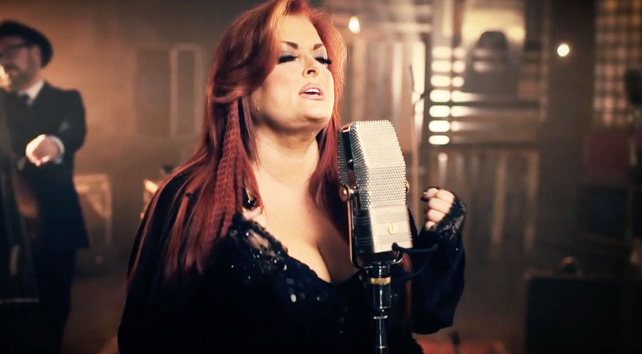 Wynonna judd Songs | Wynonna Judd Drafts Jason Isbell For New Song About Finding Inner Strength | Country Music Videos