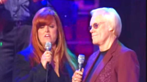 George jones Songs | Wynonna Judd and George Jones - We´re Gonna Hold On (VIDEO) | Country Music Videos