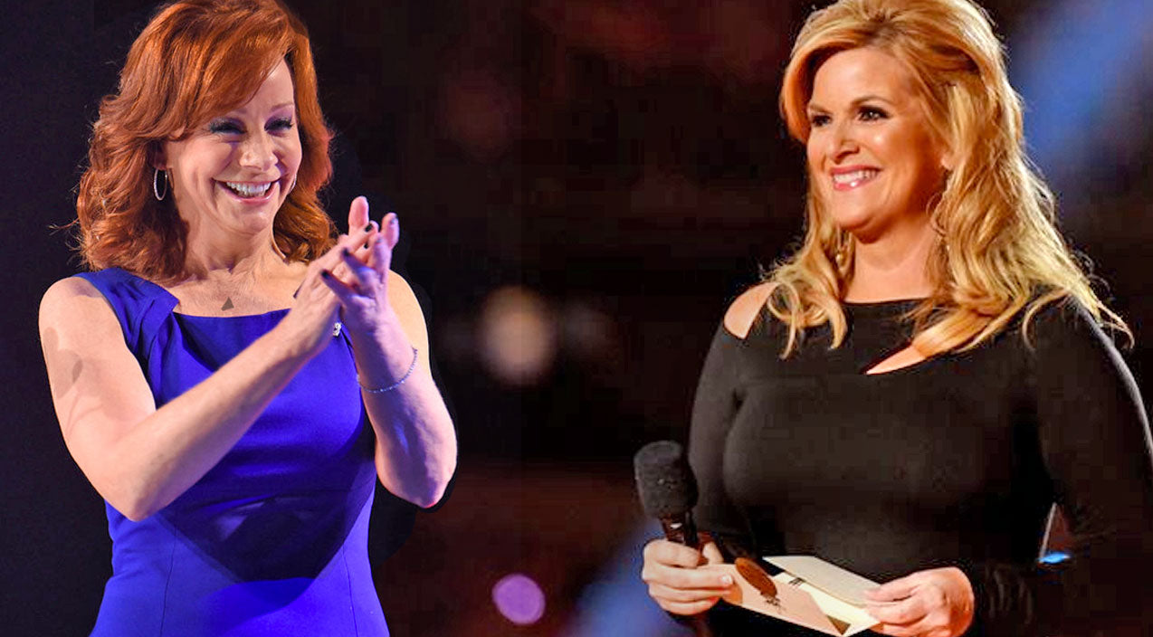Trisha yearwood Songs | Trisha Yearwood Wins Award For Empowering Young Women, Reba WOWS In Honorary Performance! | Country Music Videos