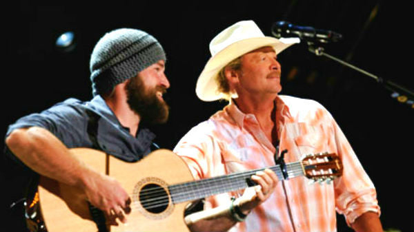 Zac brown band Songs | Zac Brown Band and Alan Jackson - As She's Walking Away (Live - 2011 CMA Awards) (VIDEO) | Country Music Videos