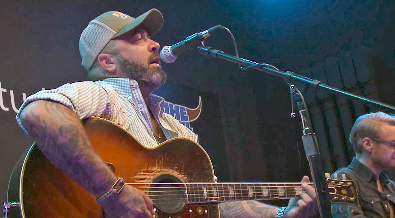 Modern country Songs | Pure Confidence Pours Through Each Word Of Aaron Lewis' 'Country Boy' Performance | Country Music Videos