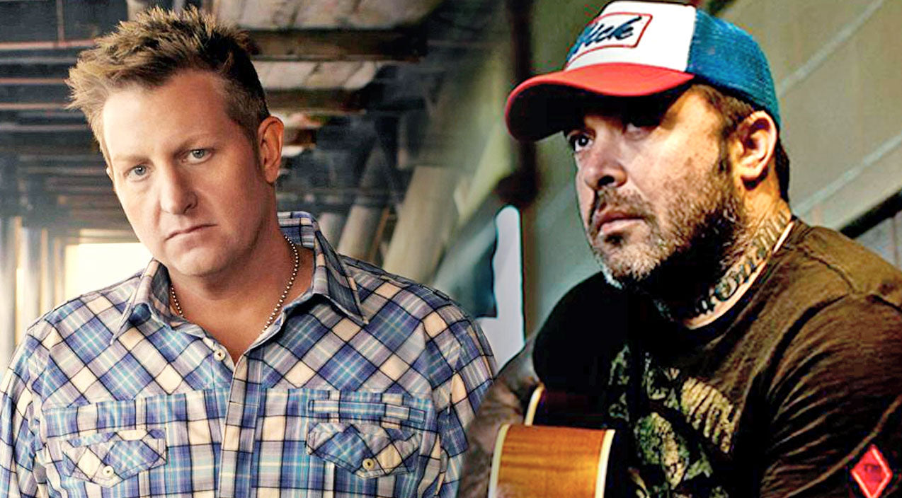 Rascal flatts Songs | Aaron Lewis Pours Heart & Soul Into Riveting Cover Of 'What Hurts The Most' | Country Music Videos