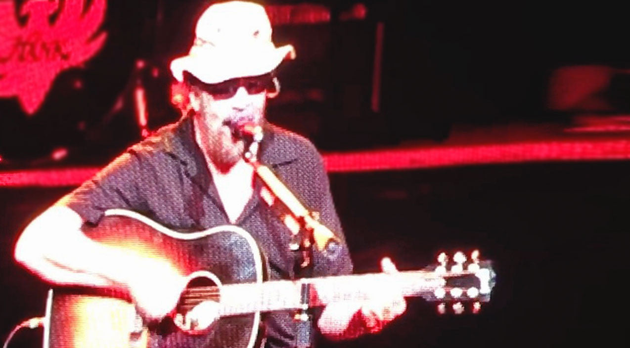 Hank williams jr. Songs | 'A Country Boy Can Survive' Goes Acoustic In Hank Jr. Performance You Can't Resist | Country Music Videos
