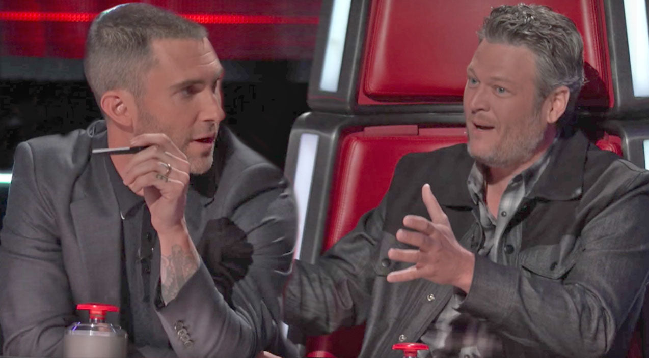 The voice Songs | Talented Southern Singer Forces Adam And Blake To Go Head-To-Head After Hootie Cover | Country Music Videos