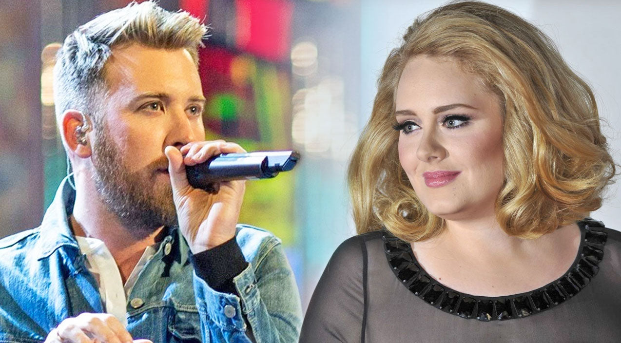 Charles kelley Songs | Lady A's Frontman Gives Adele's 'Set Fire To The Rain' A Country Twist | Country Music Videos