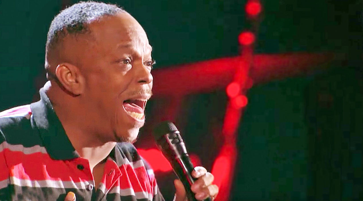 Sam cooke Songs | 56-Year-Old Leaves 'America's Got Talent' Judges In Awe With Sam Cooke Cover | Country Music Videos