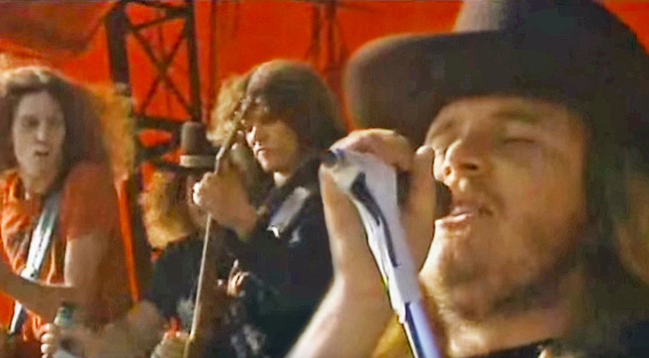 Lynyrd skynyrd Songs | Sensational Performance Of 'I Ain't The One' Catapults Lynyrd Skynyrd Straight Into History | Country Music Videos