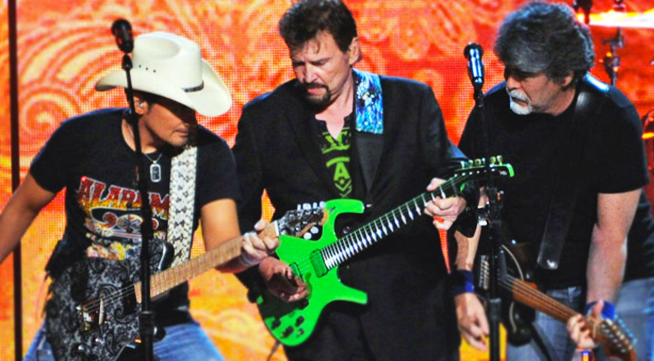 Classic country Songs   Alabama Performs 2011 ACM Awards (WATCH)   Country Music Videos