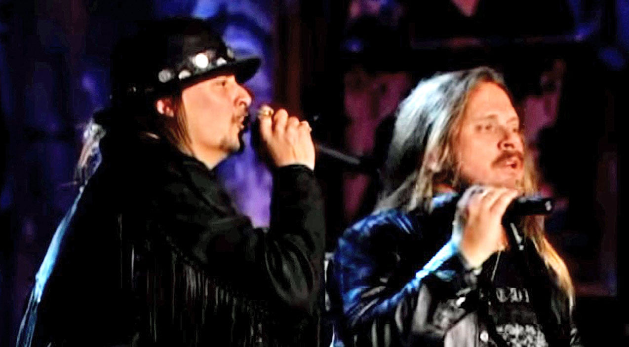 Lynyrd skynyrd Songs | Kid Rock & Skynyrd Tear Up The Hall Of Fame With Crowd-Pleasing Performance Of 'Sweet Home Alabama' | Country Music Videos
