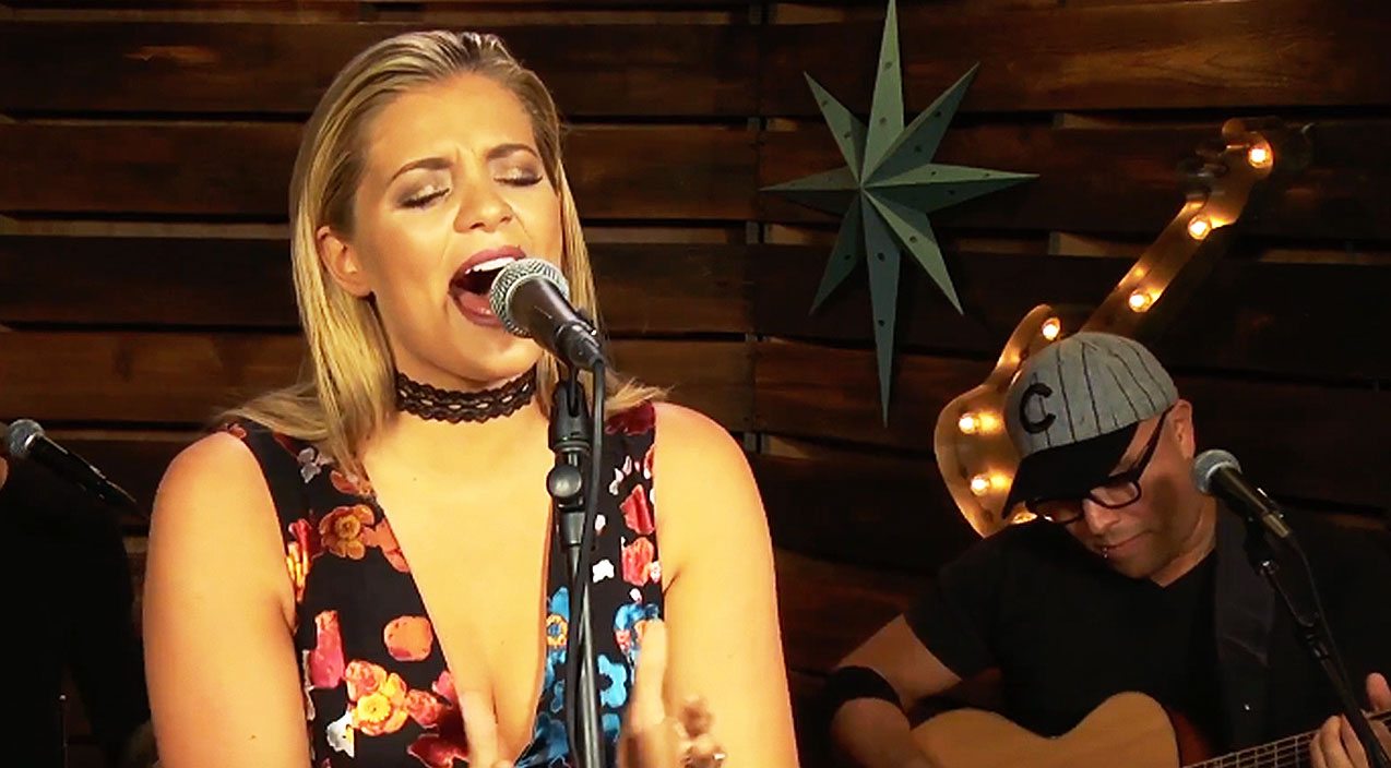 Modern country Songs | Lauren Alaina Explodes With Powerful Performance Of Brooks & Dunn's 'Believe' | Country Music Videos