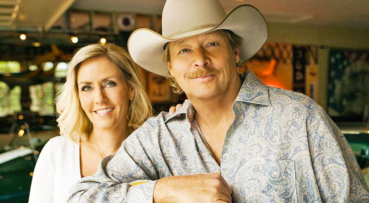 Classic country Songs | Alan Jackson Shares Touching Story About How His Wife Made Him Cry | Country Music Videos