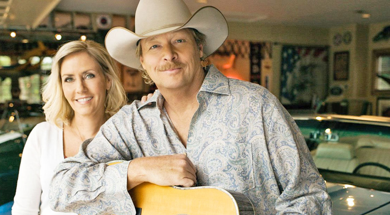 10. Alan Jackson and Denise Jackson | Country Music Videos