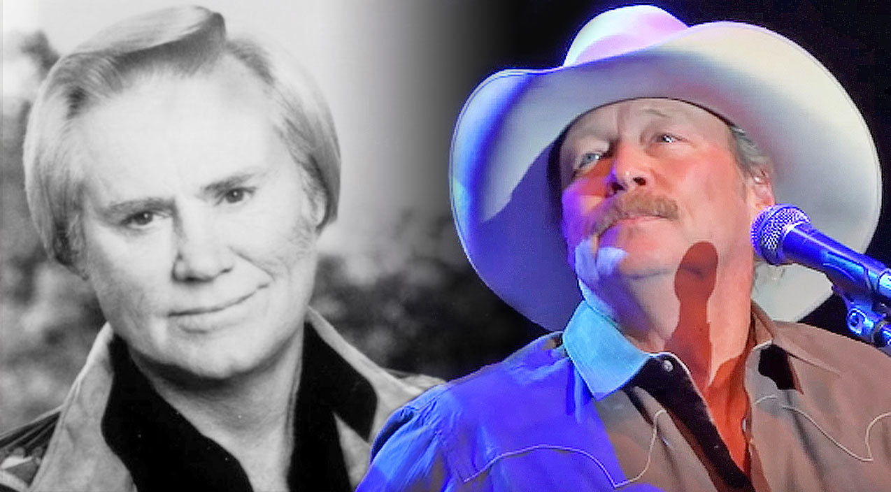 George jones Songs | Heartbroken Alan Jackson Performs 'He Stopped Loving Her Today' On The Day George Jones Died | Country Music Videos