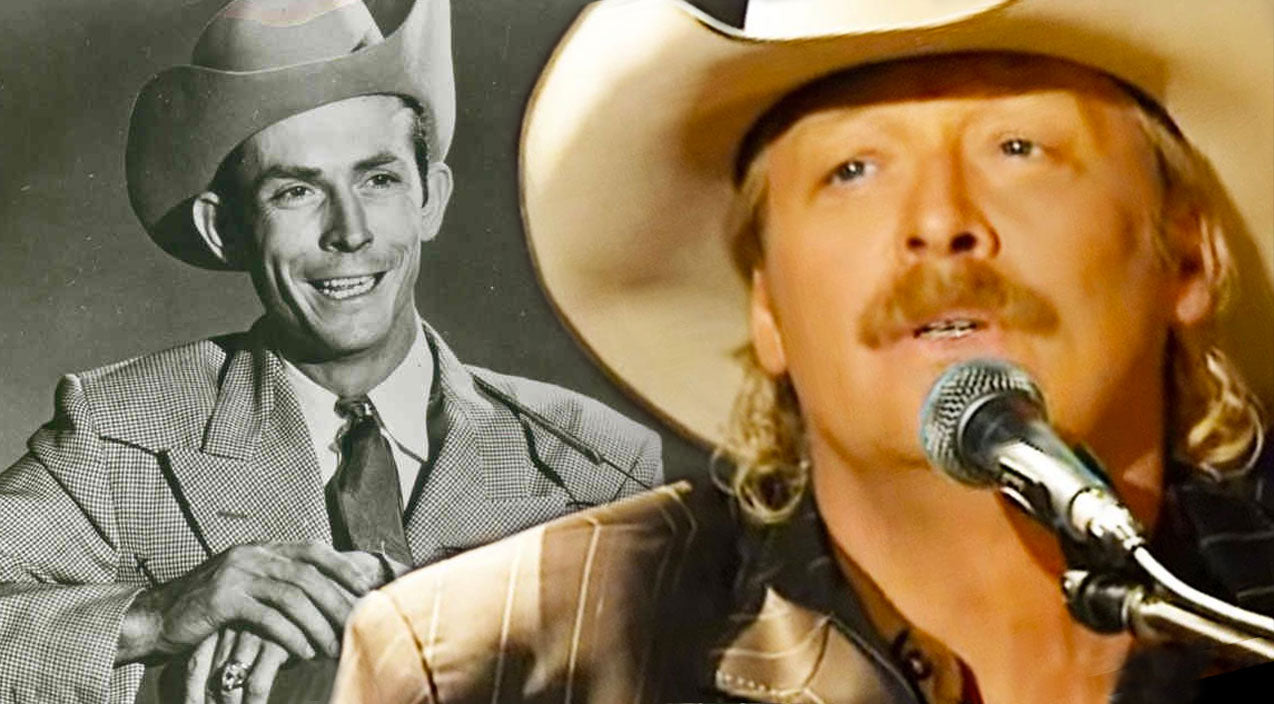 Hank williams Songs | Alan Jackson Honors Legendary Hank Williams With Awe-Inspiring Rendition Of