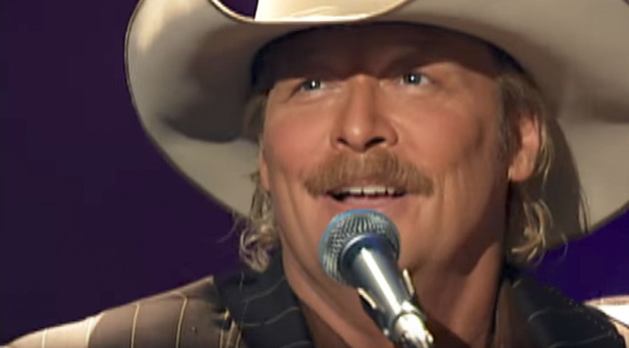 Alan jackson Songs | You'll Be Headed Straight To Church After Hearing Alan Jackson's 'I'll Fly Away' | Country Music Videos