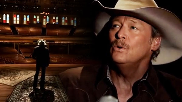 Alan Jackson - Amazing Grace (WATCH) | Country Music Videos