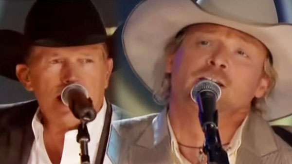Alan Jackson (With George, Dirks, & Brad) - Country Boy | Country Music Videos