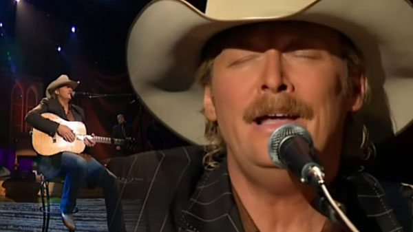 Alan jackson Songs | Alan Jackson - How Great Thou Art (Live) | Country Music Videos