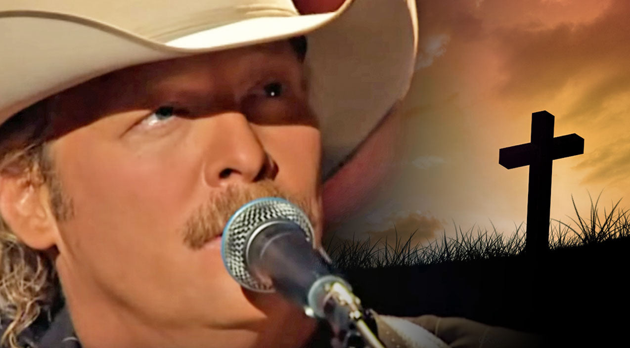 Alan jackson Songs | Alan Jackson's Emotional Rendition Of 'How Great Thou Art' Will Have Y'all Reaching For The Heavens! | Country Music Videos