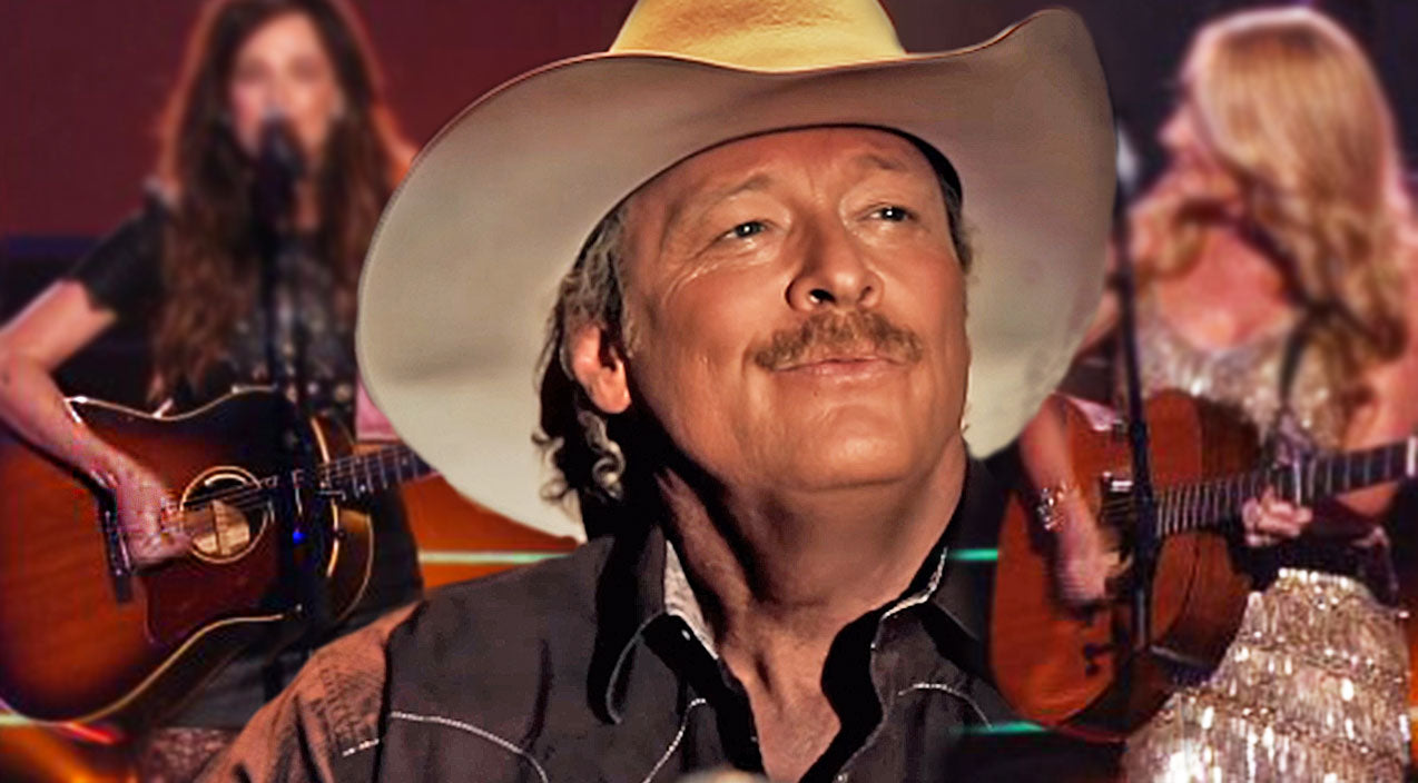 Lee ann womack Songs | Alan Jackson Gets Sweetly Serenaded By Two Of Country Music's Loveliest Gals | Country Music Videos
