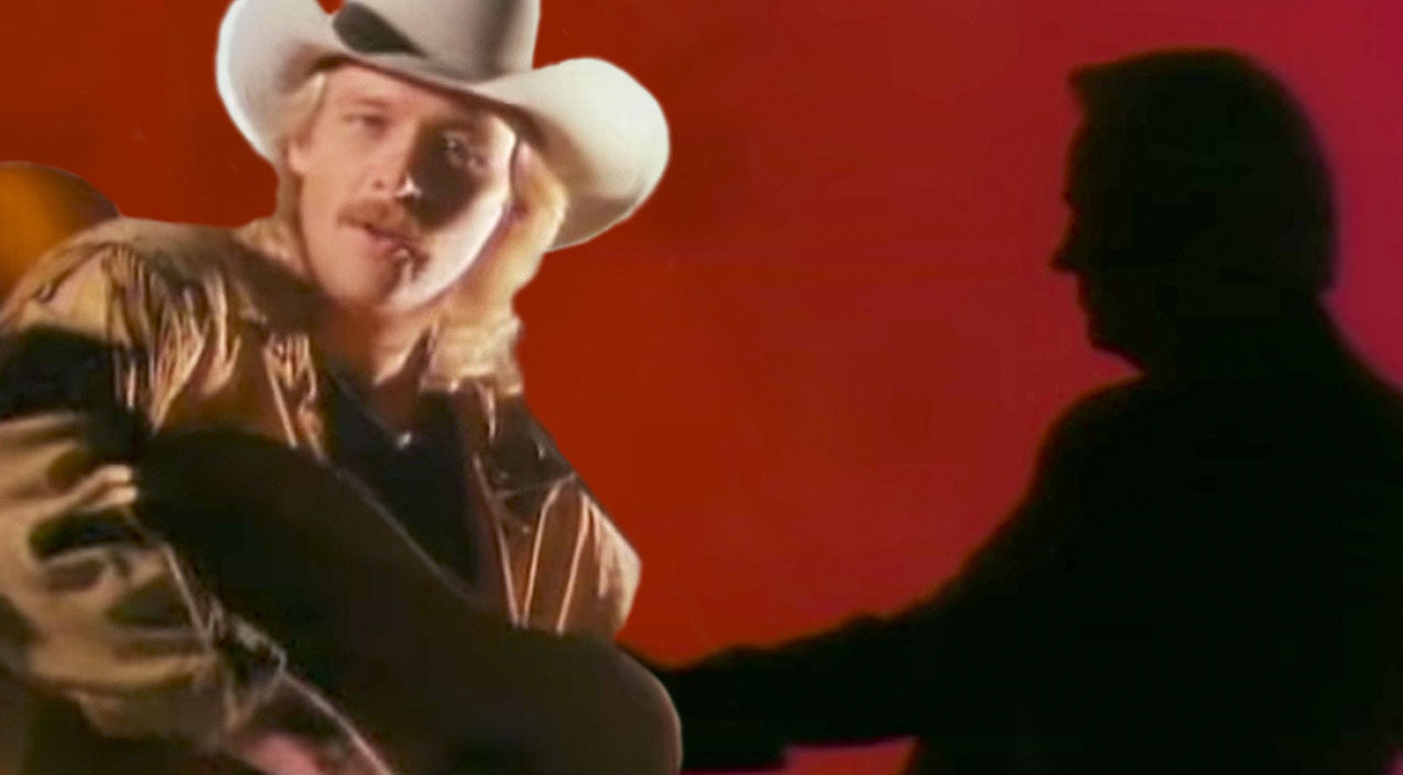 Modern country Songs | Alan Jackson Recruits Epic Guest Star For Fiery 'Don't Rock The Jukebox' | Country Music Videos
