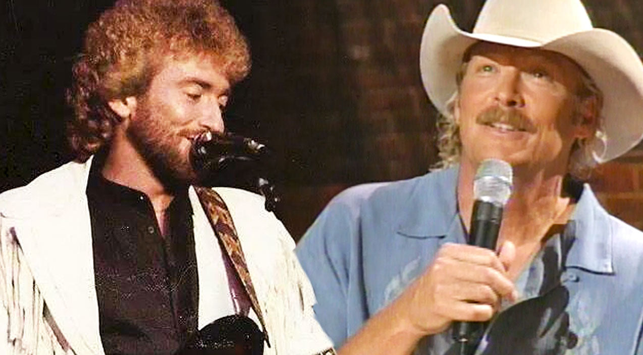 Keith whitley Songs | Alan Jackson & Keith Whitley Will Make You Feel At Peace With 'There's A New Kid In Town' | Country Music Videos