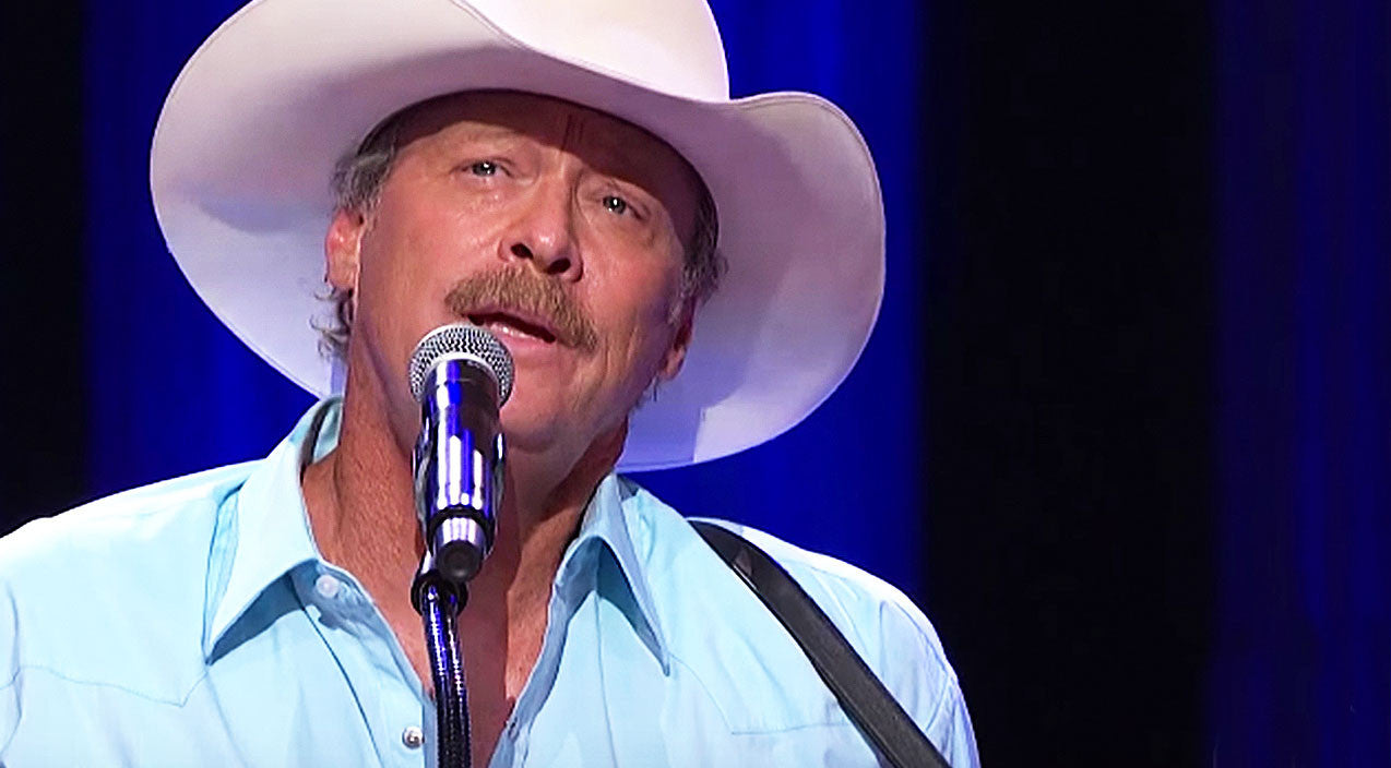 Alan jackson Songs | Alan Jackson Honors Wife With Fairytale Ballad 'I'd Love You All Over Again' | Country Music Videos